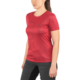 GORE WEAR M Brand Shirt Damen hibiscus pink/chestnut red